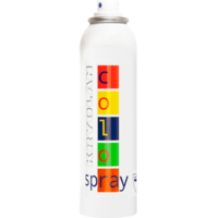 Kryolan Kryolan Hajszínező spray 150 ml, 2250/D20white