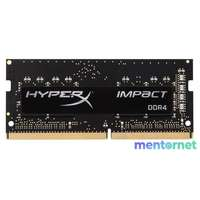 Kingston Kingston 8GB/2400MHz DDR-4 HyperX Impact (HX424S14IB2/8) notebook memória