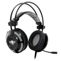 Spirit of Gamer Elite-H70 Black MIC-EH70BK 7.1-es fejhallgató, mikrofonnal (headset)