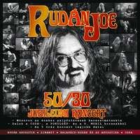 RUDÁN JOE - 50/30 JUBILEUMI KONCERT - CD -