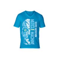 bdce6eefd9 SCITEC NUTRITION T-Shirt Sunset kék férfi póló XXL Scitec Nutrition