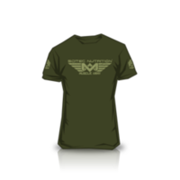SCITEC NUTRITION T-Shirt Muscle Army férfi woodland póló XXL Scitec  Nutrition f288e4aa11