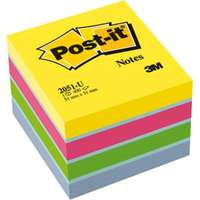 POST-IT Öntapadós jegyzet Post-it LP 2051U 51x51 mini kocka 400 lapos ultra