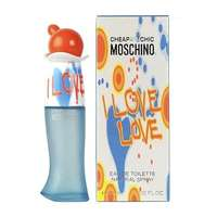 Moschino Moschino - Cheap & Chic I Love Love női 100ml eau de toilette teszter