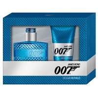 James Bond James Bond 007 Ocean Royal férfi parfüm szett (eau de toilette) Edt 30ml + Sg 50ml