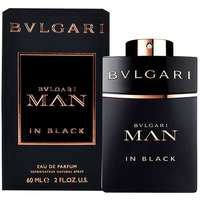 Bvlgari Man in Black EDP férfi parfüm, 30 ml