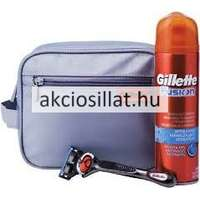 Gillette Gillette Fusion Proglide borotvakészülék + 1 betét + gél 200ml +  Neszeszer 539e12082d