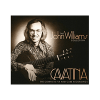 UNIONSQUARE John Williams - Cavatina - The Complete Fly And Cube Recordings (Cd)