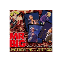 Mr.Big - Live From The Living Room (Cd)
