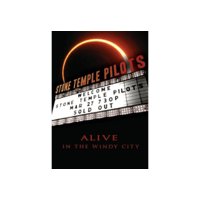 EAGLE ROCK Stone Temple Pilots - Alive In The Windy City 2010 (Dvd)