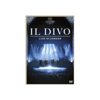 BERTUS HUNGARY KFT. Il Divo - Live In London (Dvd)