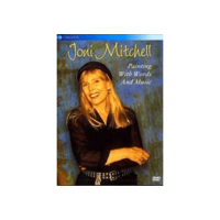 TRADER KFT - INDIEGO Joni Mitchell - Painting With Words & Music (Dvd)