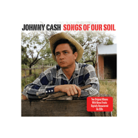 NOT NOW Johnny Cash - Songs Of Our Soil (Cd)