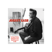 NOT NOW MUSIC Johnny Cash - The Fabulous (Cd)