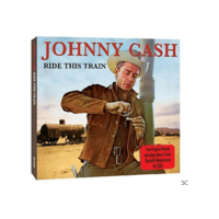NOT NOW Johnny Cash - Ride This Train (Cd)