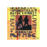 BERTUS HUNGARY KFT. Bruce Springsteen & The E Street Band - Live In New York City (Cd)