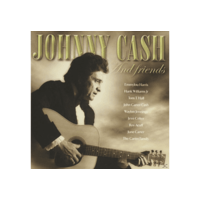 SPECTRUM Johnny Cash - Johnny Cash And Friends (Cd)
