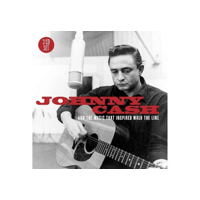 Johnny Cash - Johnny Cash and the Music That Inspired Walk the Line (Cd)