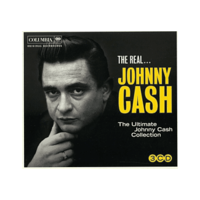 SONY Johnny Cash - The Real Johnny Cash (Cd)