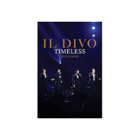 UNIVERSAL MUSIC Il Divo - Timeless - Live In Japan (Dvd)