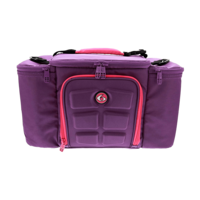 6 Pack Fitness Ételhordó táska Expert Innovator 300 Purple Pink - 6 Pack  Fitness fcb3966409