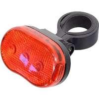 8a27571cdcd5 COMPASS Kerékpár átsó lámpa LED villogó-állandó világítás
