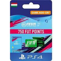 SONY 750 FIFA 19 Points csomag - PS4 HU digitális