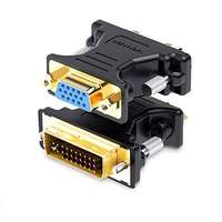 Vention Vention VGA Female to DVI Male Adapter - fekete