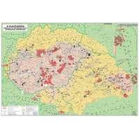 a9e02db299 STIEFEL Könyökalátét, kétoldalas, STIEFEL Magyarország néprajzi térkép  (VTK27)