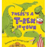 There's a T-Rex in Town – Chris Jarvis