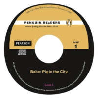 Level 2: Babe-Pig in the City Book and CD Pack – George Miller