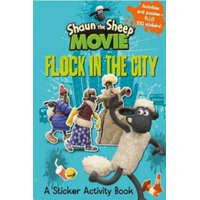 Shaun the Sheep Movie - Flock in the City Sticker Activity Book – Aardman Animations Ltd