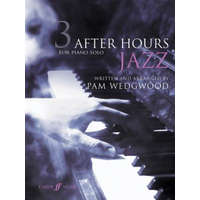After Hours Jazz 3 – Pam Wedgwood