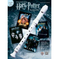 HARRY POTTER SELECTIONS RECORDER – JOHN WILLIAMS
