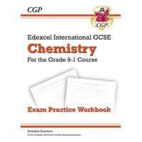 New Grade 9-1 Edexcel International GCSE Chemistry: Exam Practice Workbook (Includes Answers) – CGP Books