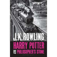 Harry Potter and the Philosopher's Stone – J K Rowling
