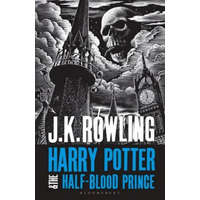 Harry Potter and the Half-Blood Prince – J K Rowling
