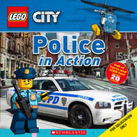 Police in Action (LEGO City Nonfiction) – PENELOPE ARLON