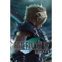 FINAL FANTASY VII REMAKE notebook: FINAL FANTASY 7 REMAKE 120 Empty Pages With Lines size 6 X 9 – Crazy Books