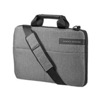 HP HP Signature Slim Topload 14  Szürke Fekete laptop táska (L6V67AA) 5796d6a740