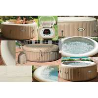 Intex Masszázsmedence Mobil Jacuzzi PureSpa Bubble by INTEX 28404