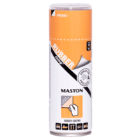 Maston MASTON RUBBERCOMP NEON NARANCS 400 ML GUMI SPRAY