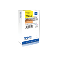 EPSON EPSON Patron WorkForce Pro WP-4000/4500 Series Ink Cartridge XXL Sárga (Yellow) 3.4k (C13T70144010)