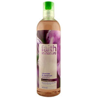 Faith in Nature Faith in Nature tus és habfürdő levendula 250ml