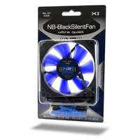 Noiseblocker Noiseblocker blacksilent fan itr-x-2 80mm ventilátor