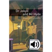 Dr Jekyll and Mr Hyde - Oxford Bookworms Library 4 - mp3 pack